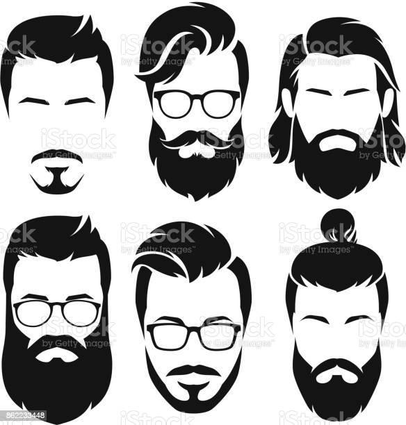 Hipsters men faces collection vector id862233448?b=1&k=6&m=862233448&s=612x612&h=jofrk5cmew5ywhk8faa sfyoggbpqdbkpbnujqp11ys=