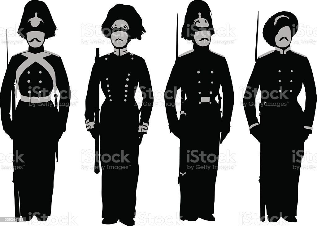 Historic uniforms royalty-free historic uniforms stock vector art & more images of adult