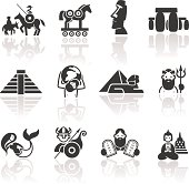 Historical icons