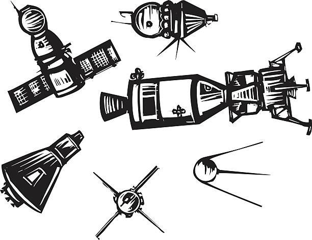 clipart apollo spaceship - photo #39