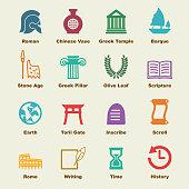 history elements