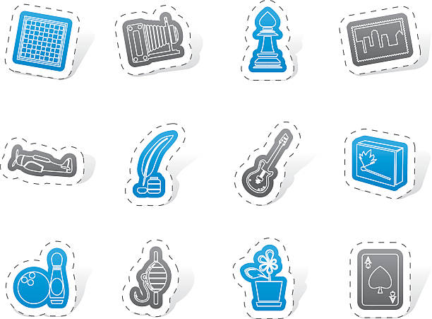 Royalty free guitar maker clip art vector images illustrations hobby leisure and holiday icons vector art illustration stopboris Image collections