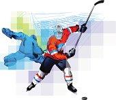 Hockey composition