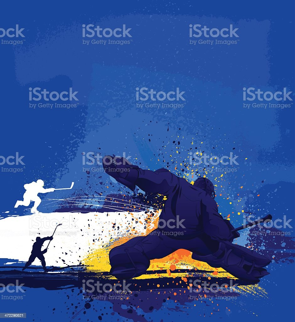 Hockey Design royalty-free hockey design stock vector art & more images of abstract