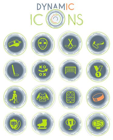 hockey dynamic icons