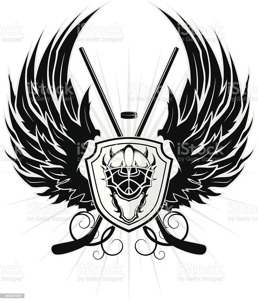 Hockey emblem