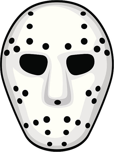 Top 60 Goalie Mask Clip Art Vector Graphics And Illustrations Istock