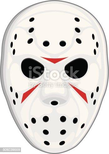 istock Hockey Mask 509239559