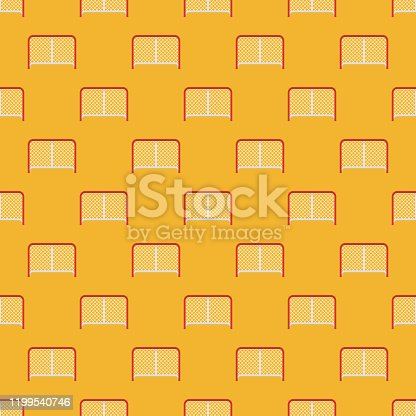 istock Hockey Net Pattern 1199540746