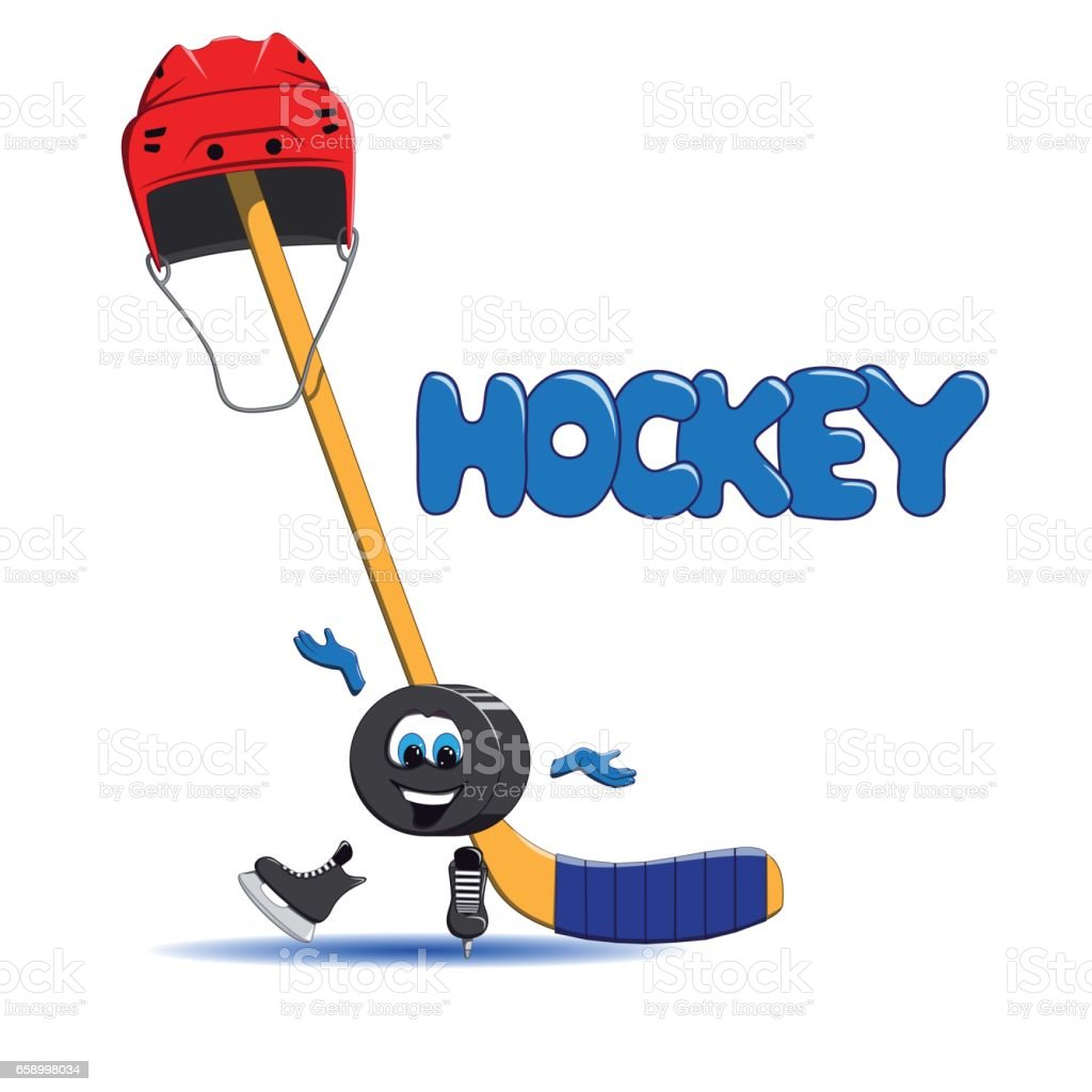 Hockey puck on ice smiling royalty-free hockey puck on ice smiling stock vector art & more images of arm