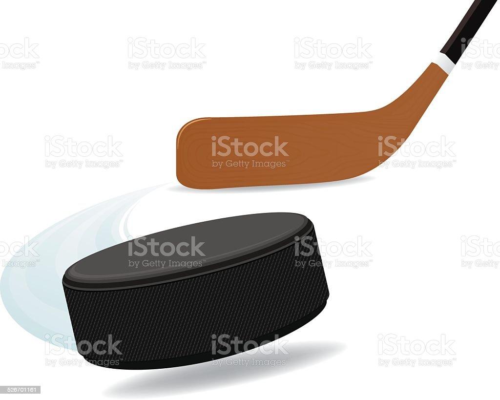 Hockey puck clip art