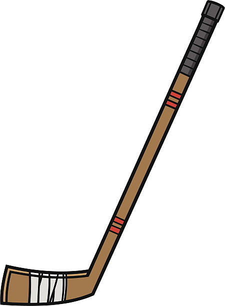 Royalty Free Hockey Stick Clip Art Vector Images Illustrations