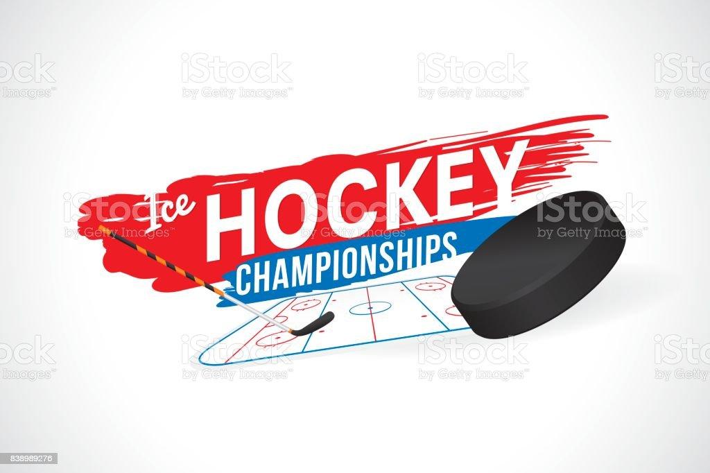 hockey – Vektorgrafik