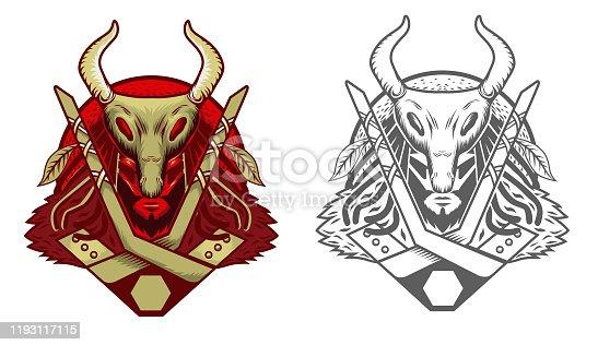 istock hockey-skull 1193117115