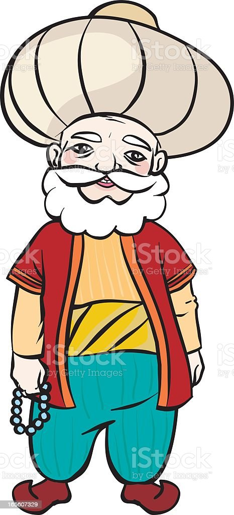 hodja isolated royalty-free hodja isolated stock vector art & more images of adult