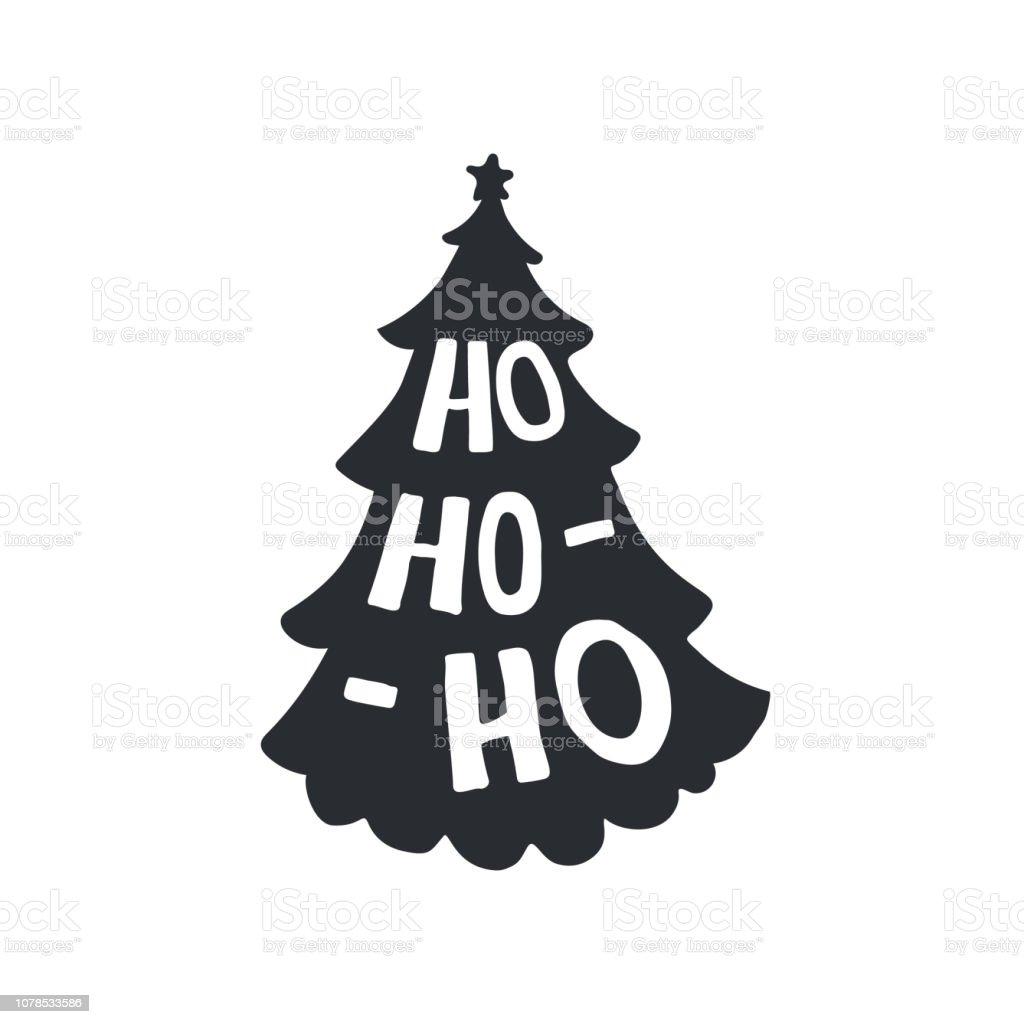 Ho Ho Ho Christmas Decoration  from media.istockphoto.com