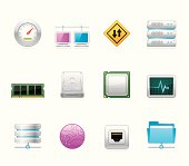 Hola icons - Internet and Hosting