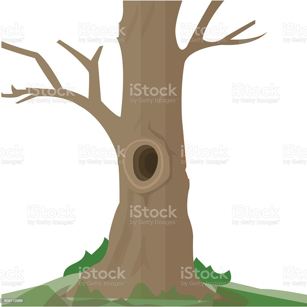 royalty free tree trunk clip art vector images illustrations istock rh istockphoto com tree stump clipart tree trunk clipart template