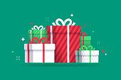 istock Holiday and Christmas Gifts 1286009197
