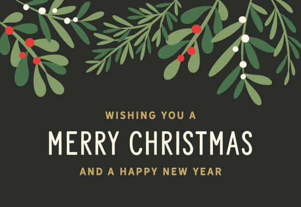 holiday background - holiday season stock illustrations