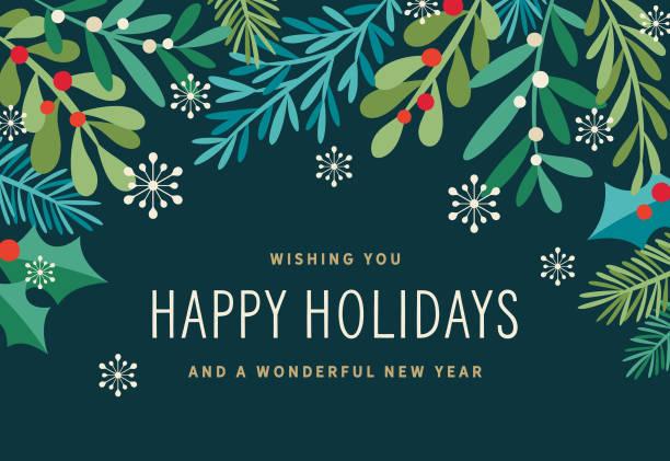 休日の背景 - クリスマス点のイラスト素材/クリップアート素材/マンガ素材/アイコン素材