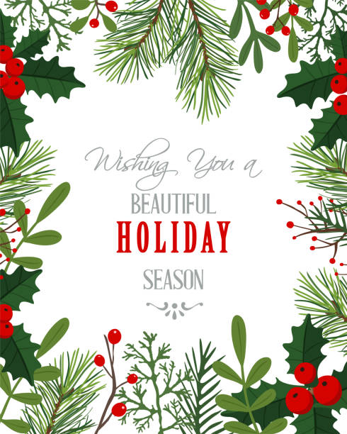 holiday background - holiday stock illustrations, clip art, cartoons, & icons