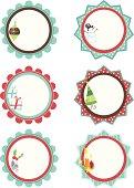 Holiday Gift Tags for Christmas