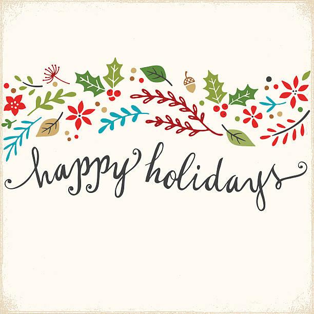 stockillustraties, clipart, cartoons en iconen met holiday greeting card - kerstster