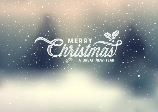 holiday greeting card - wood texture stock illustrations