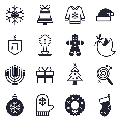 Holiday Icons and Symbols