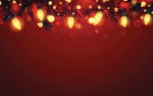 istock Holiday Lights Background 519486309