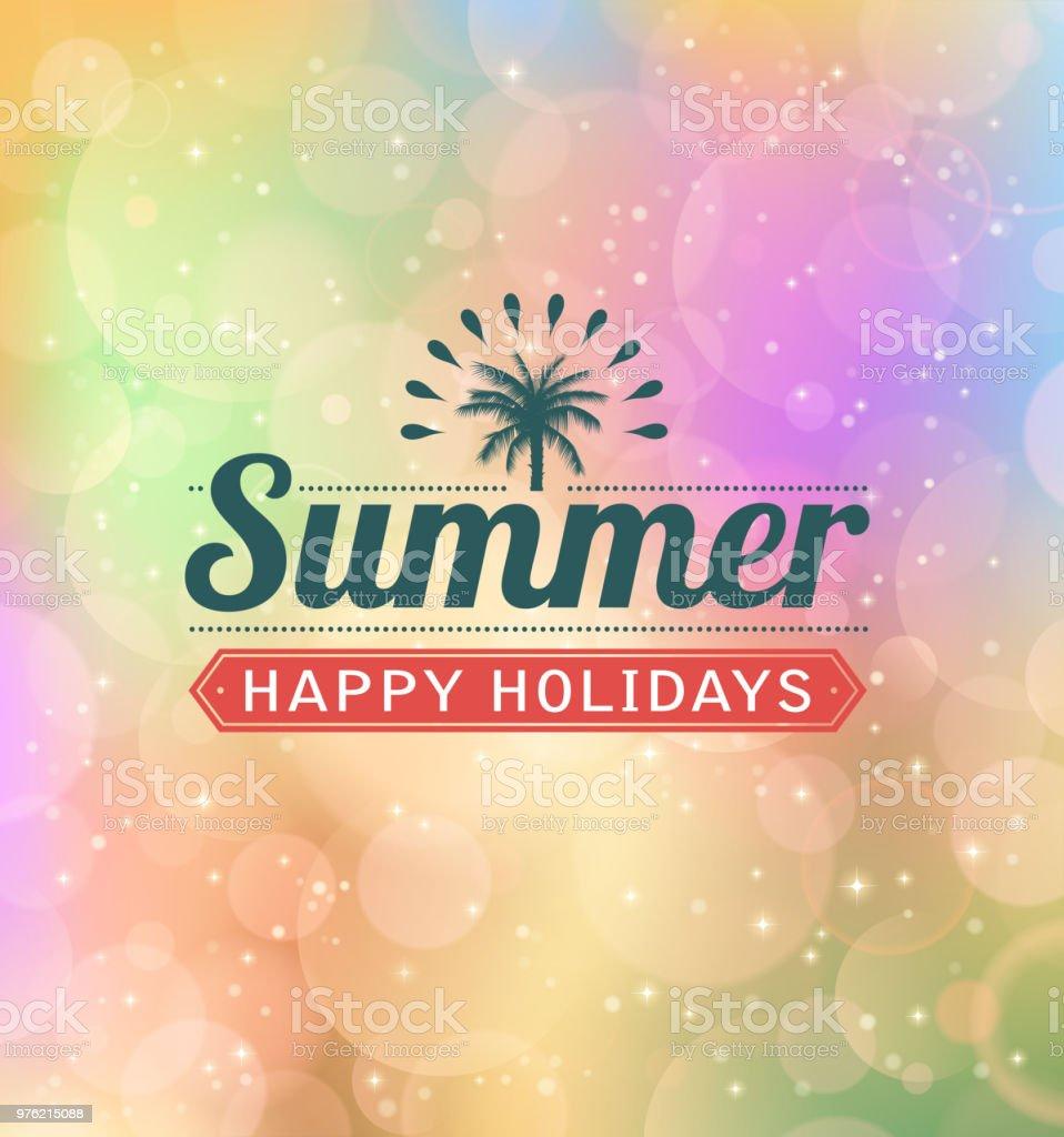 holiday Transparent – Vektorgrafik