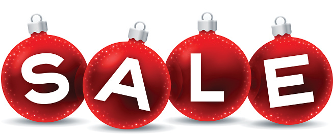 Holiday Sale Ornaments