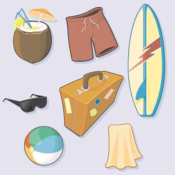 Clip Art Beach Blanket: Top 60 Beach Towel Clip Art, Vector Graphics And