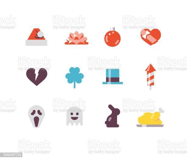 Holidays flat icons vector id1040407722?b=1&k=6&m=1040407722&s=612x612&h=mlnxi5w bk13bhqcembw48zmongwki0rf9jgqhgjowe=