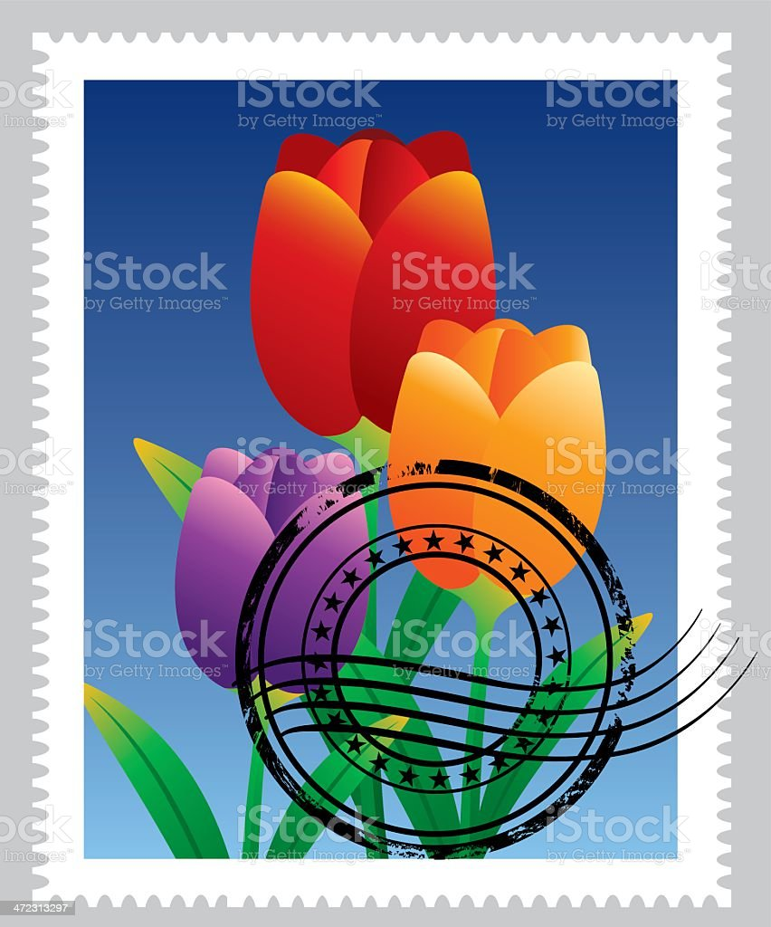 Holland Stamp royalty-free holland stamp stock vector art & more images of amsterdam