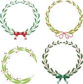 Holly Berry wreaths