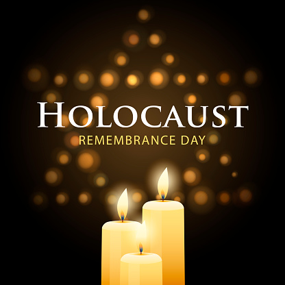 Holocaust Remembrance Day Candle Lighting