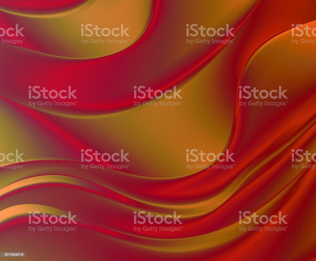 Abstrait Holographique Illustration Vectorielle Avec La Couleur De Non Pour Cartes Prsentations Brochures
