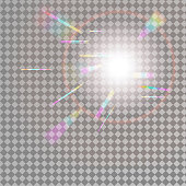 Holographic Background with Light Glitch Effect. Mesh Holographic Foil Backdrop. Trendy Hologram