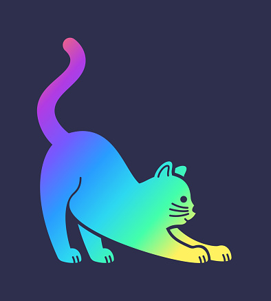 Holographic Cat