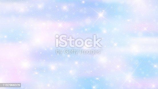 istock Holographic fairy background 1152966329