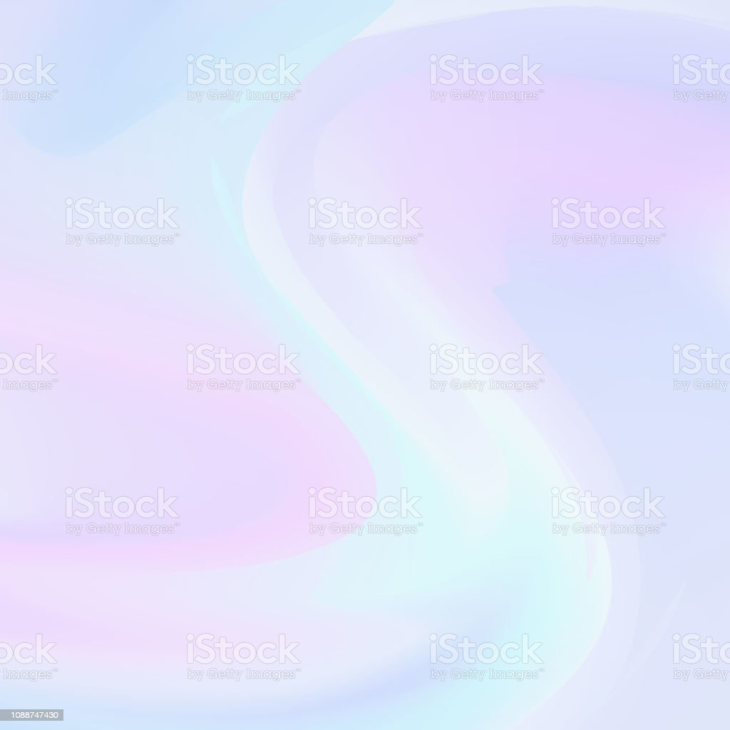 Holographic Foil Abstract Wallpaper Background Hologram