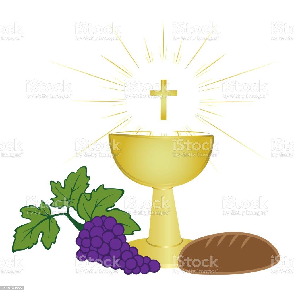 royalty free communion bread clip art vector images illustrations rh istockphoto com holy communion clip art free holy communion clip art pictures