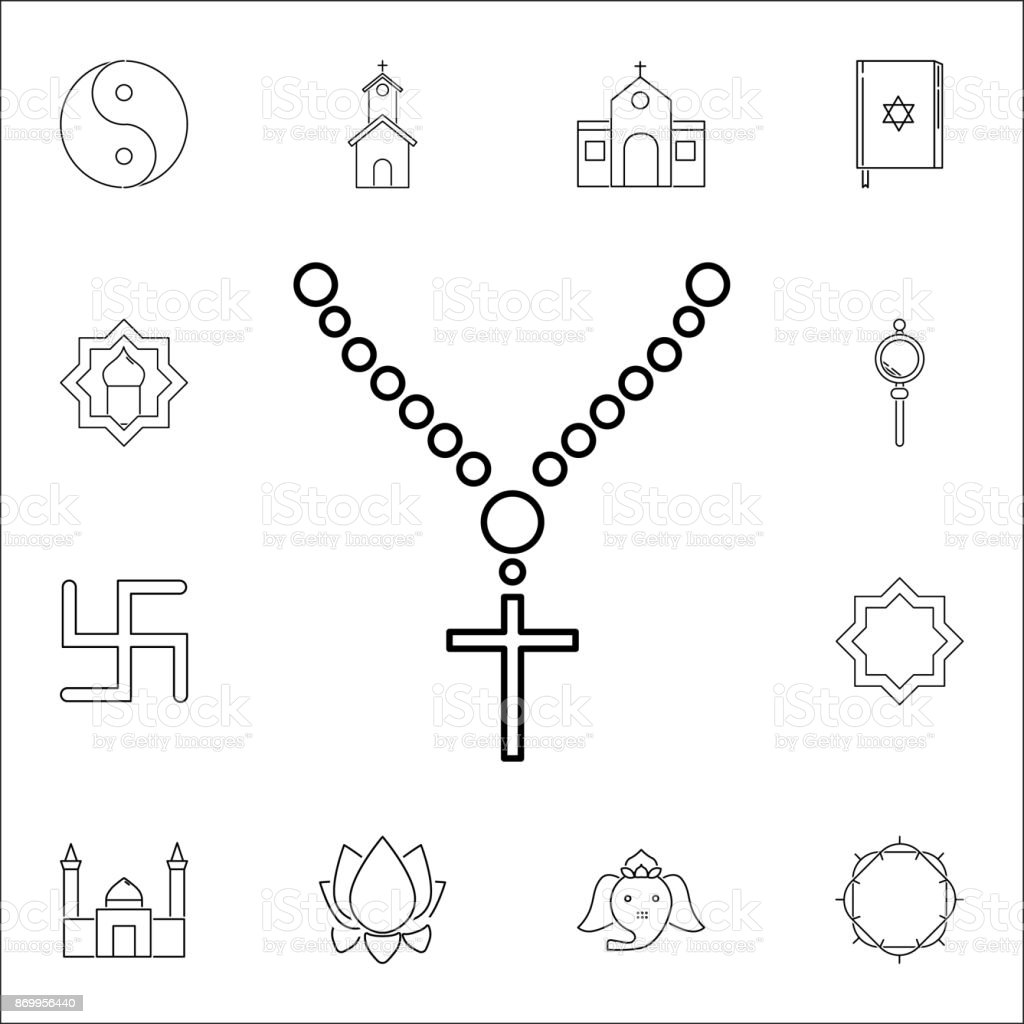 Simple Cross Outline Design 59665 Loadtve