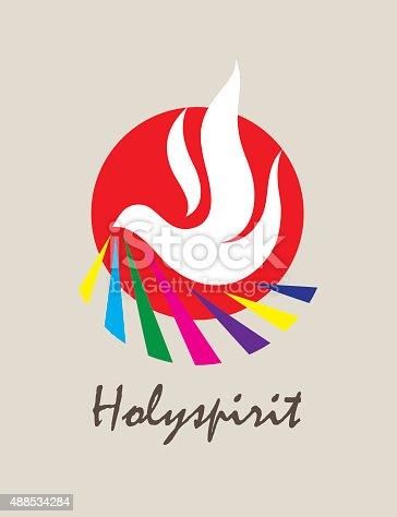 istock Holyspirit Icon 488534284