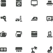 istock home appliances and electronics icons 488618307