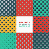 Home Appliances Patterns
