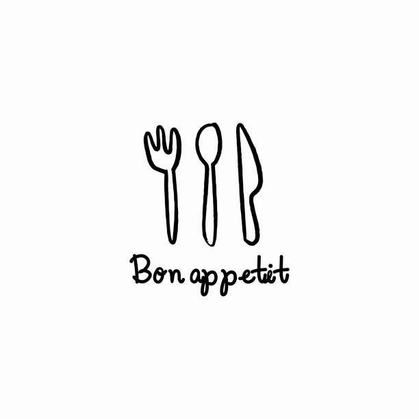 heim-back-ikone - tafelbesteck stock-grafiken, -clipart, -cartoons und -symbole