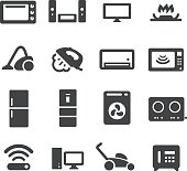 Home Devices Icons - Acme Series